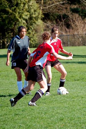 Girl's Soccer 2007