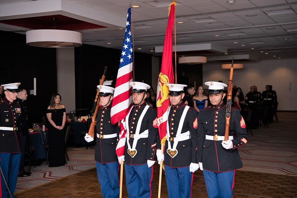 Marine Ball Philadelphia, PA 2019