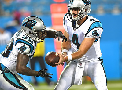 Carolina Panthers vs Pittsburgh Steelers - August 31, 2017