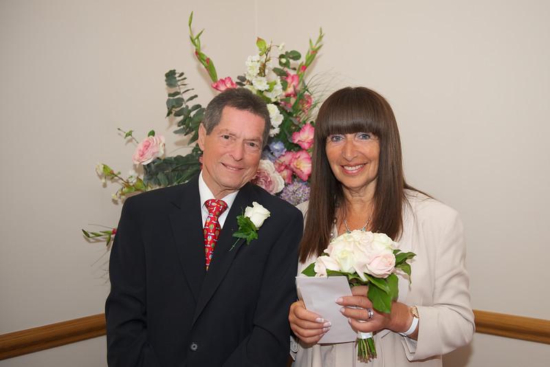 Geoffrey and Lesley-Ann Golbey