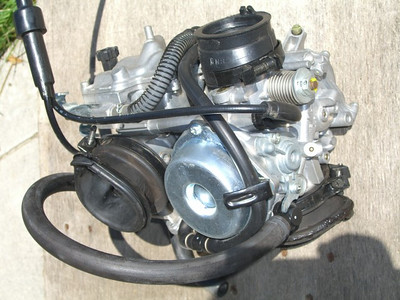 Hawk engine and parts