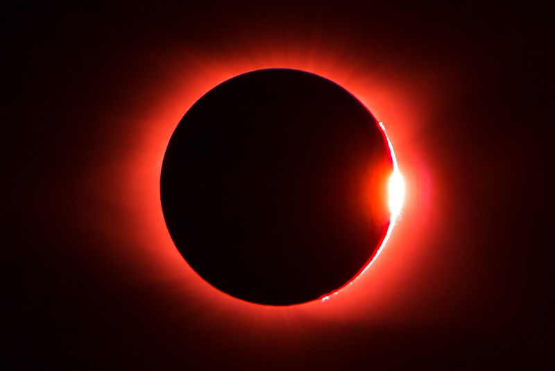 I will be adding additional Eclipse photographs and video over the next few weeks... Check back later for more... G