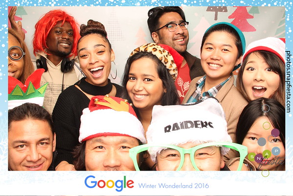 Google Winter Wonderland 12.15.16