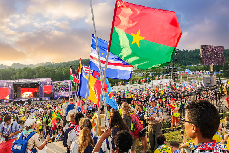 Have We a World Scout Jamboree?