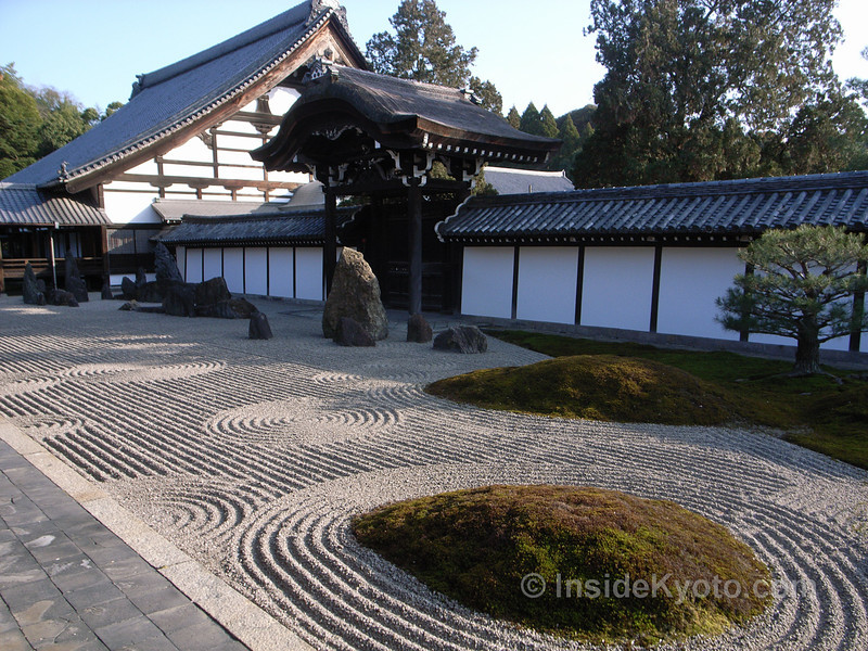 Tofuku-ji temple - Hojo garden