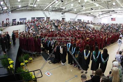 Dexter High School Graduation 2014