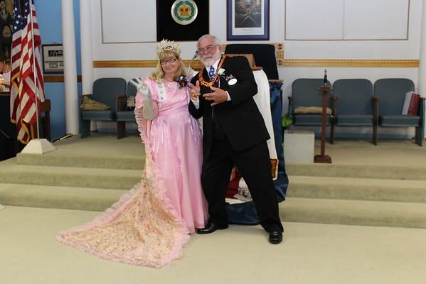 Grand Royal Matron Homecoming
