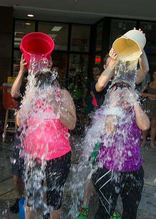 Aug 23, 2014 ALS Challenge