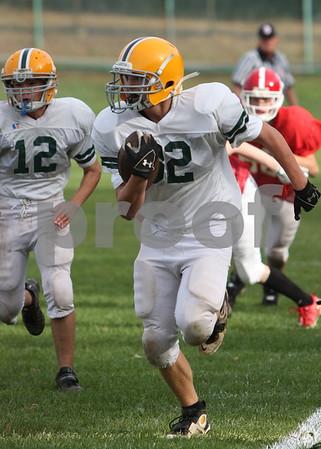 Lenape Valley vs Morris Knolls J.V. Football