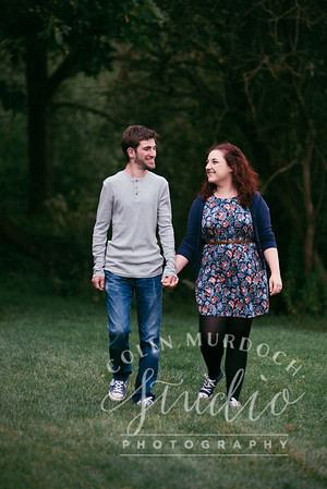 Steph & Ross - Pre-Wedding