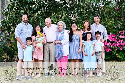 Burchfield Family 2021
