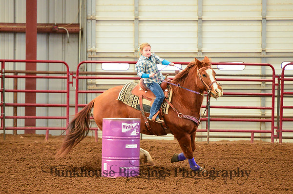 Buckle Race #4 ~ YOUTH ~ Lavas ~ 12-28-13