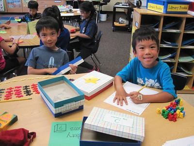 Caleb's 1st Grade