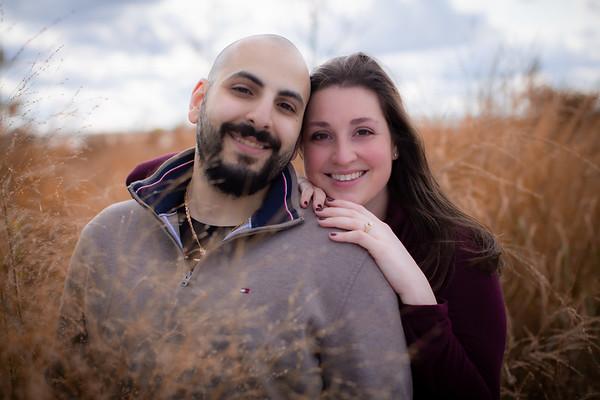 Valerie & Alex Engagement Photos