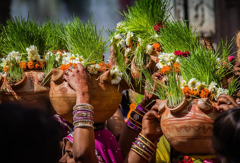 Parade in Udaipur, India