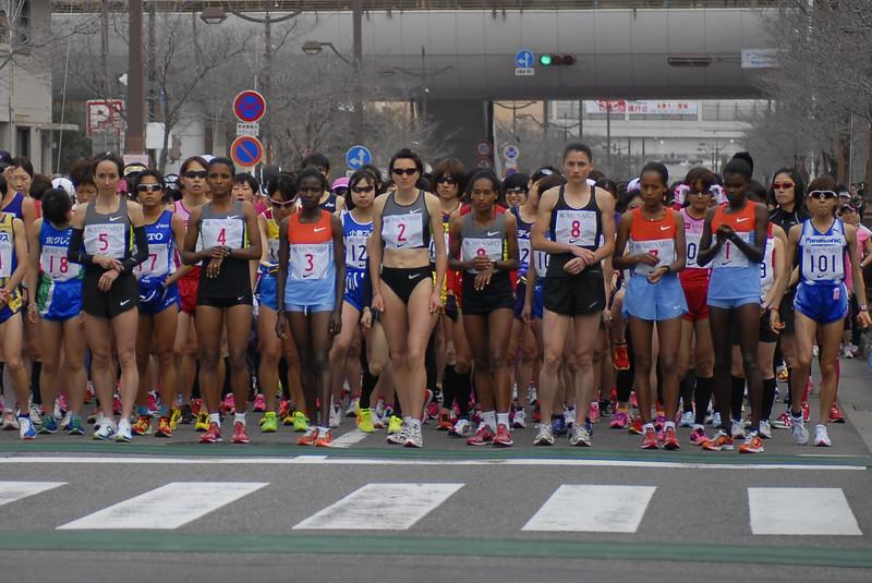 Nagoya Women's Marathon 2013