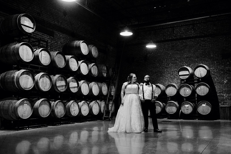 Shayna & Gabe's Stone Cliff Winery Wedding