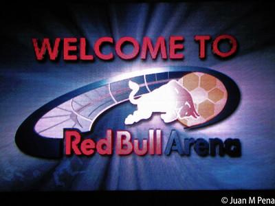 NY Red Bulls & New England