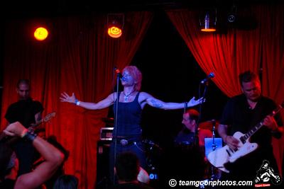 Shattered Faith - The Gears - Sin 34 - Shootin Lucy - Bad Reaction - at Safari Sams - Hollywood, CA - August 10, 2008