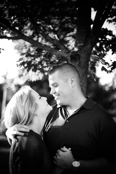 Cassie & Patrick Engagement Shoot
