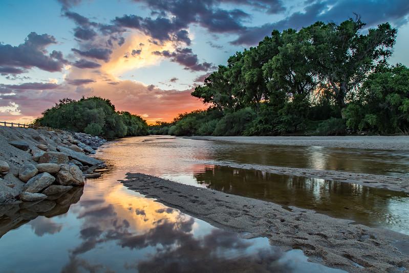 Tanque Verde Wash Sunset 8-13-2017 dell.jpg