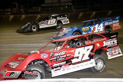 Volusia Speedway Park - WoO Late Models - 2/12/21 - Rob Sweeten