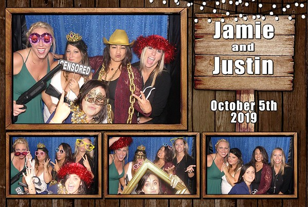 Jamie And Justin's Wedding
