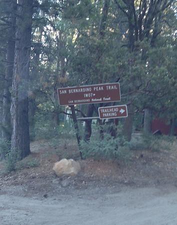 2012-06-30 - San Bernardino Peak - Intial Point(s)