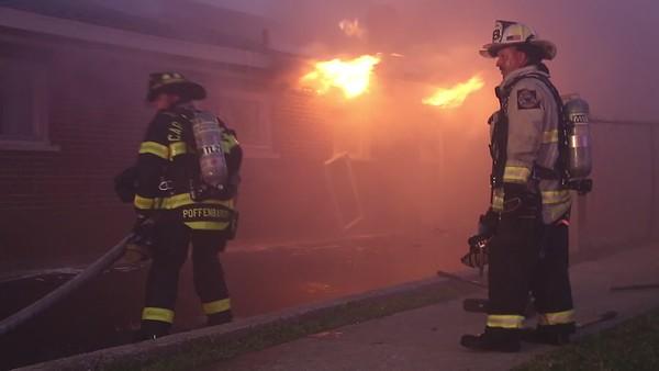 Wheaton Box Alarm fire 5-26-18