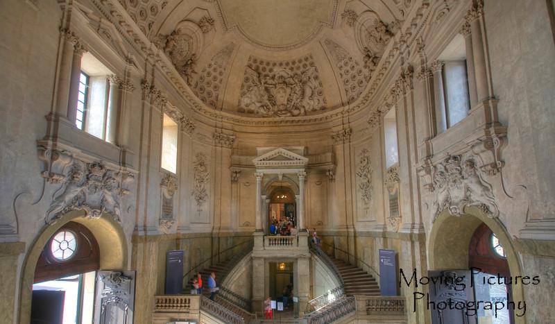 Stockholm - Palace entry