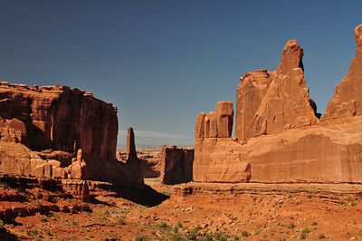 Arches National Park Fall 2010