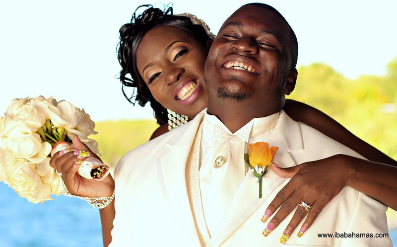 Javan & Lakeisha | Bahamas Wedding | Hatchet Bay | Eleuthera, Bahamas