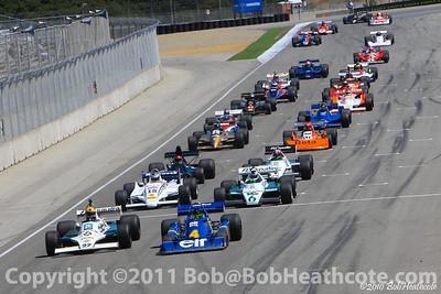 2010 Sunday Rolex Monterey  Motorsports Reunion at Mazda Raceway Laguna Seca