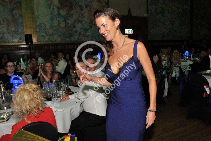 Swansea Life Awards 2017 Brangwyn Hall, Swansea Wedding Services Winner Eve Francesca