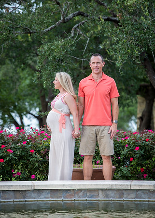 Dennis & Shannon Maternity Proofs