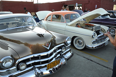 Dragoons Nite of the Hot Rod 2010
