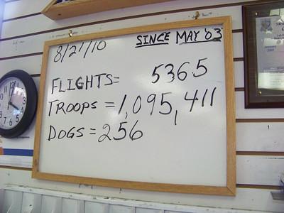 August 20,2010 (4:30 PM, 2 Flights)