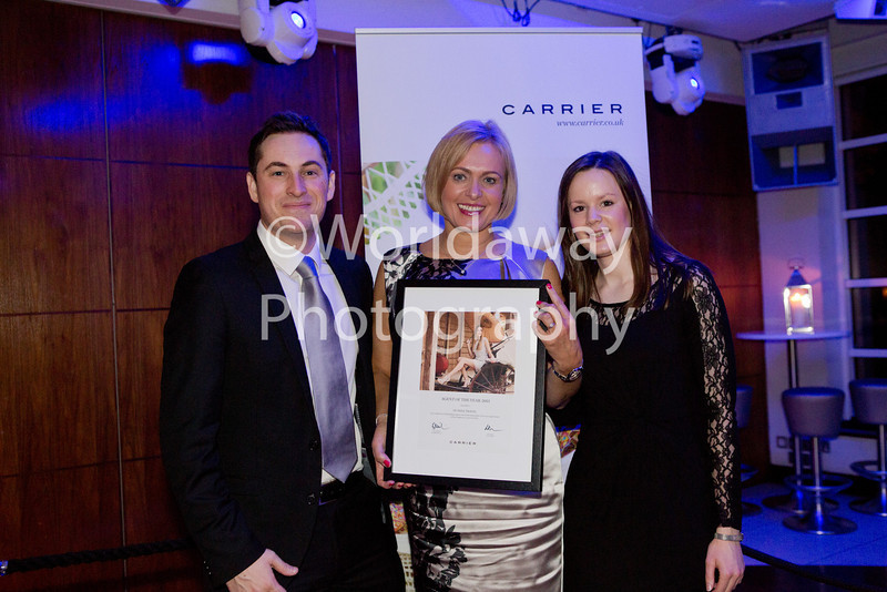 Carrier Preferred Partner Awards. The Roof Gardens - Kensington. 6th November 2013