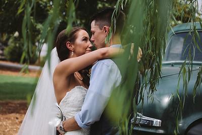 Angle Wheeler Wedding