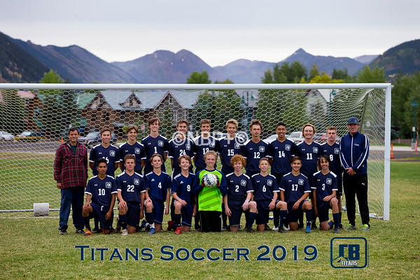 CBCS Boys Soccer Fall 2019
