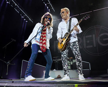 Foreigner at Hollywood Casino Amp 7/18/18