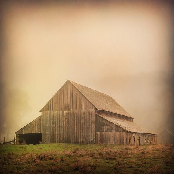 The Barn, Mendocino, CA