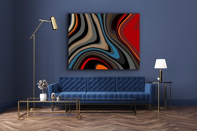 Digital Artwork for Home and Office