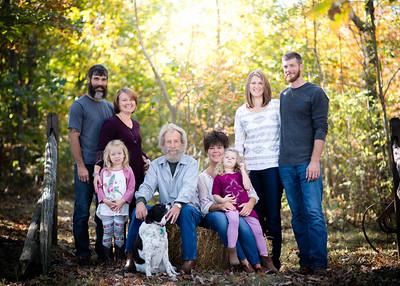 George & Shari's Family