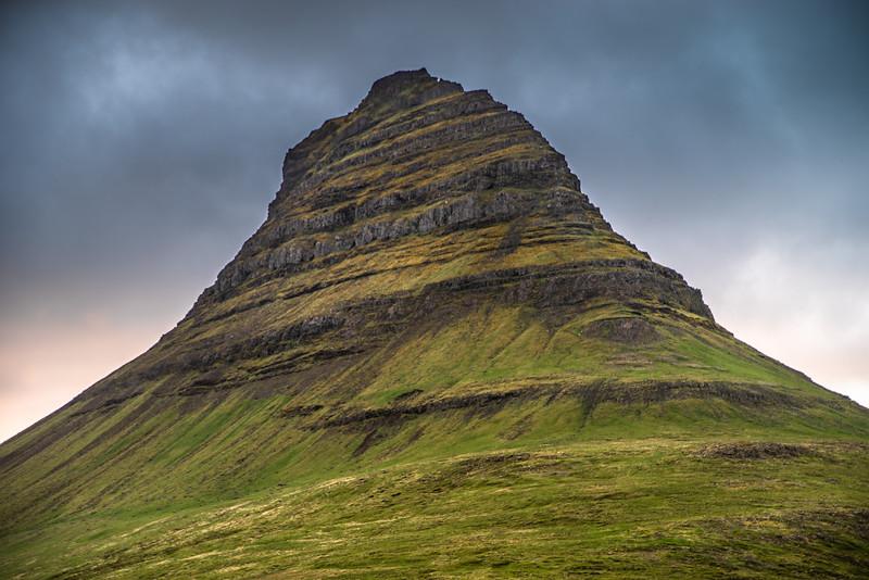 Kirkjufell Mountain   Photography by Wayne Heim