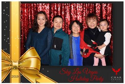 Sky Las Vegas Holiday Party 2019