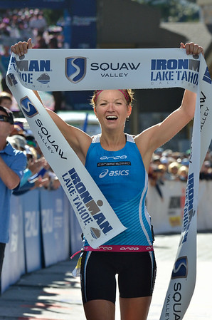 IRONMAN Lake Tahoe 2013