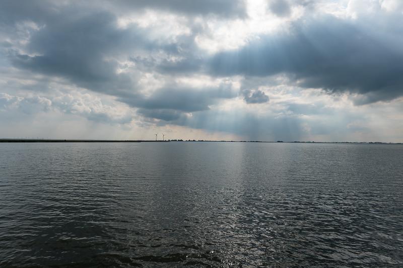 On The Volendam-Marken Express