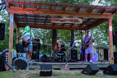 EmberHouse & Jimi T. & The Deacons - Hidden Lake - Concert Photos