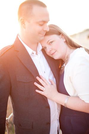 Stephanie + Josh [Engaged]